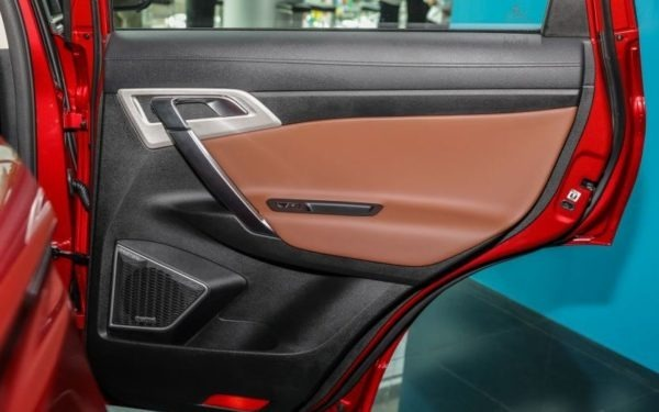 2020 Proton X 70 door internal panels