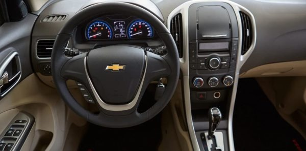 2020 chevrolet optra steering, tranmission & information meters