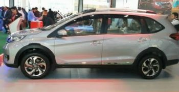 2020 Honda BRV S ivtec Displayed by Honda at Lahore, Pakistan Auto Show (feb 2020)