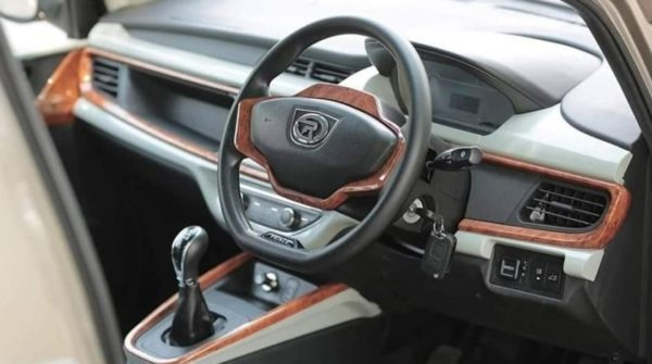2020 prince pearl full front interior cabin