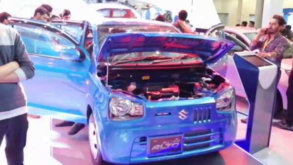2020 Suzuki Alto VXL Displayed by Suzuki at Lahore Auto Expo (feb 2020)