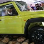 2020 Suzuki Jimny Displayed by Company at Lahore Pakistan Auto show (Feb- 2020)