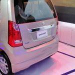 2020 Suzuki Wagon R VXL Displayed by suzuki at Lahore Pakistan Auto Show 2020