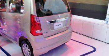 2020 Suzuki Wagon R VXL Displayed by suzuki at Lahore Auto Expo 2020