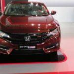 2020 Honda Civic Turbo RS Displayed by Honda at Lahore Pakistan Auto Show (feb 2020)