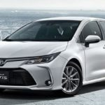 12th Generation of Toyota Corolla Altis is coming to Pakistan