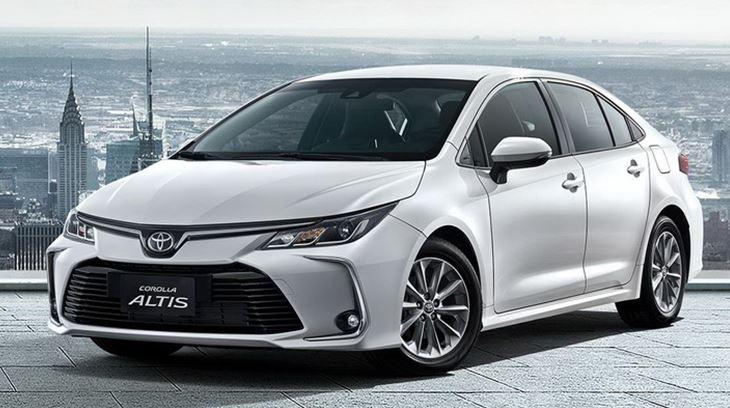 12th Generation Toyota Corolla Altis Feature Image