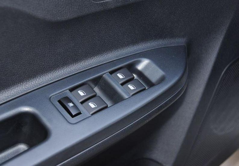 2018 faw Vita V5 interior windows buttons