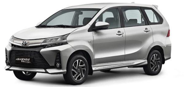 2019 Toyota Avanza Exterior view