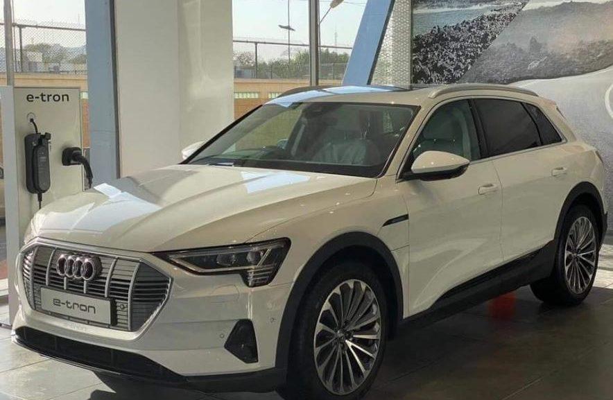 2020 All Electric Audi E-tron Feature Image