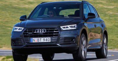 2020 Audi Q5 Title Image