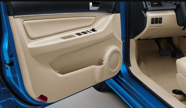 2020 BAIC D20 Inside Door Panels View