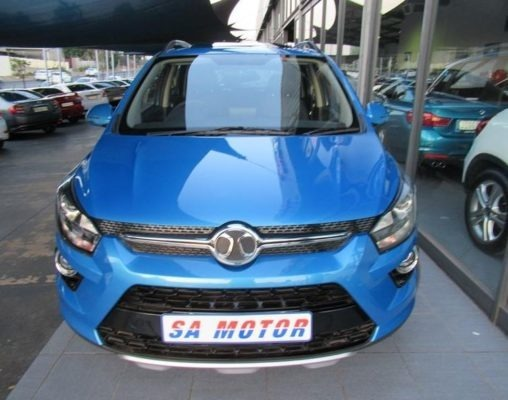 2020 BAIC X25 front view