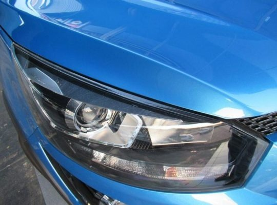 2020 BAIC X25 headlamp front
