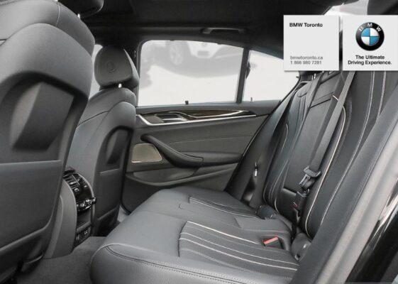 2020 BMW xDriver iPerformance Plugin-Hybrid Rear Seats