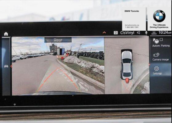 2020 BMW xDriver iPerformance Plugin-Hybrid Rear view camera
