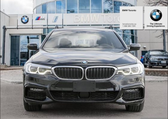 2020 BMW xDriver iPerformance Plugin-Hybrid front view