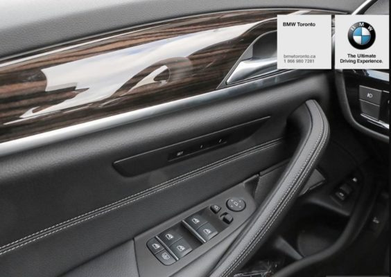 2020 BMW xDriver iPerformance Plugin-Hybrid interior quality view