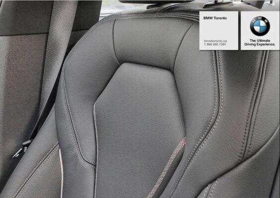 2020 BMW xDriver iPerformance Plugin-Hybrid seating