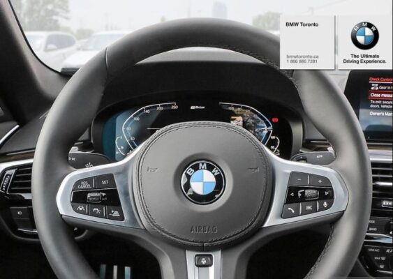 2020 BMW xDriver iPerformance Plugin-Hybrid steering wheel