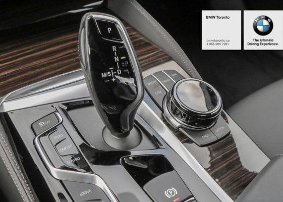 2020 BMW xDriver iPerformance Plugin-Hybrid transmission