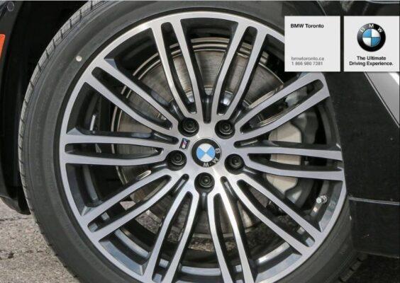 2020 BMW xDriver iPerformance Plugin-Hybrid wheel
