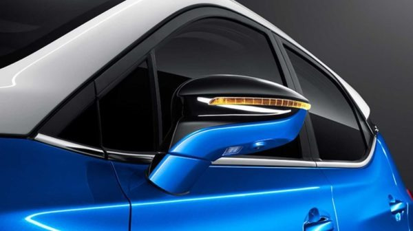 2020 BYD Yuan EV 535 side Mirror indicators and Side view