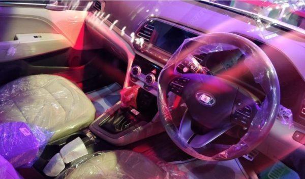 2020 Hyundai Tucson PAPS Photos interior view