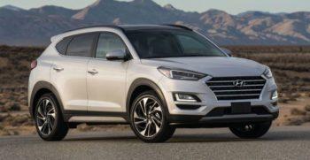 2020 Hyundai Tucson feature image