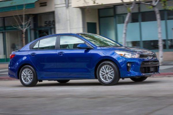 2020 KIA Rio Sedan Title Image