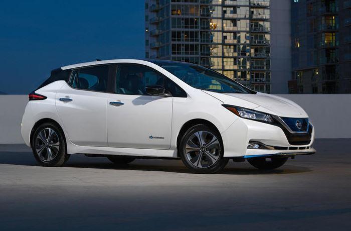 2020 Nissan Leaf Feature Image