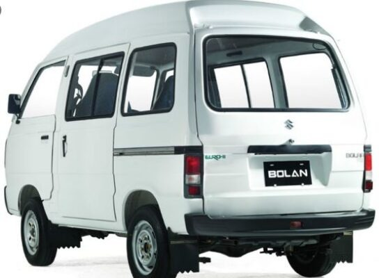 2020 Suzuki Bolan Rear View-2