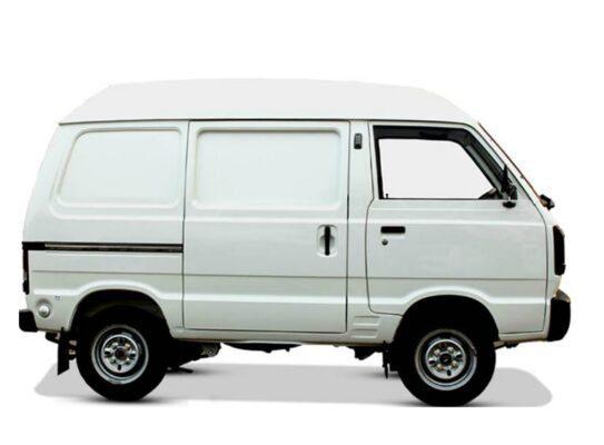 2020 Suzuki Bolan cargo van Side view