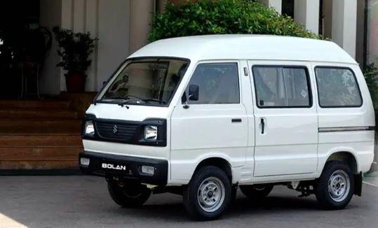 2020 Suzuki Bolan side View-2