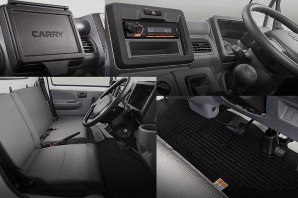 2020 Suzuki Carry Luxury interior View
