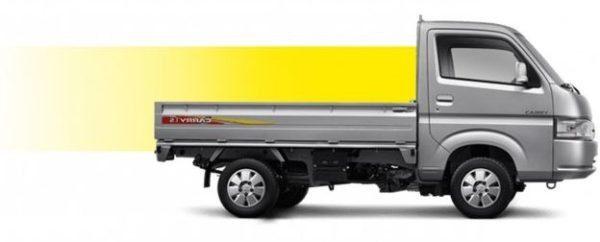 2020 Suzuki Carry Luxury side View