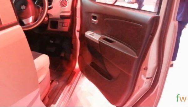 2020 Suzuki Wagon R Door Interior View