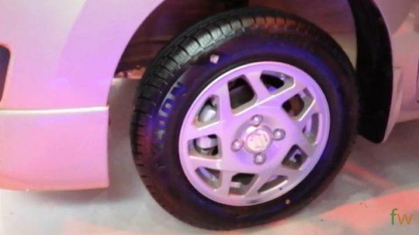 2020 Suzuki Wagon R Wheel View
