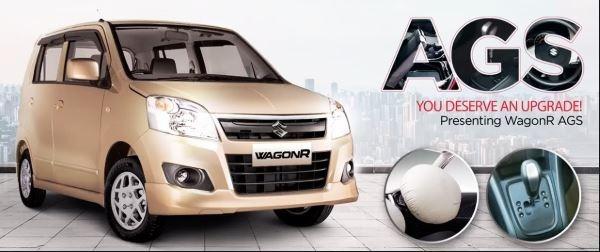 2020 Suzuki Wagon R automatic AGS Feature image