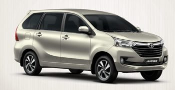 2020 Toyota Avanza 2nd Generation Side View