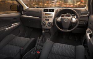 2020 Toyota Avanza 2nd Generation interior view