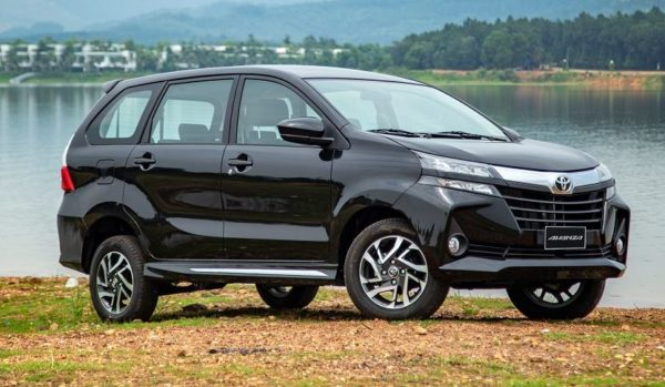 2020 Toyota Avanza full View