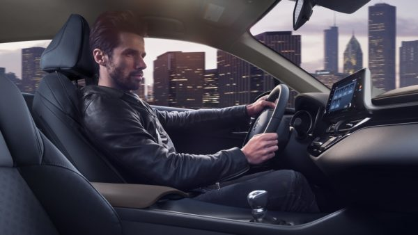 2020 Toyota CHR Comfort View