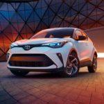 Info Toyota CH-R XLE 2020