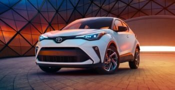 2020 Toyota CHR feature image