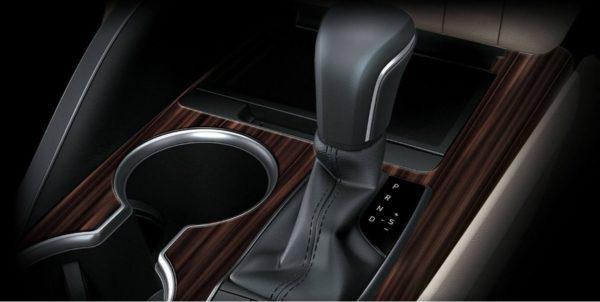 2020 Toyota Camry Hybrid Transmission view