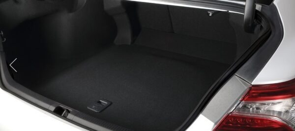 2020 Toyota Camry Hybrid luggage area view