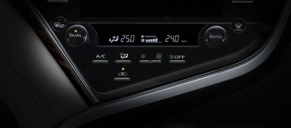 2020 Toyota Camry Hybrid other controls
