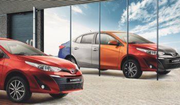 2020 Toyota Yaris feature image