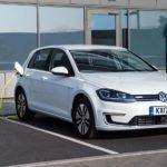 Info Volkswagen e-Golf SEL Premium 2020 Canada
